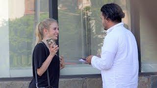 Girl Asks Guys For Sḛx (Social Experiment)
