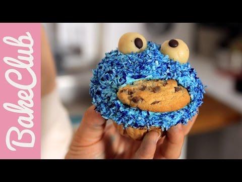 Krümelmonster Muffins   BakeClub