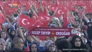 """Diriliş """"Ertuğrul"""" Oyuncuları, İstanbul'un Fethinin 563. Yıl Dönümü Kutlamalarında - TRT Avaz"""
