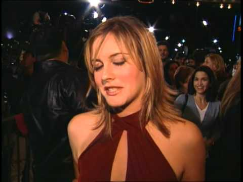 Interviews with Celebrities - Alicia Silverstone and Salma Hayek at Goddess in the Doorway Party