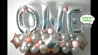 One Grand Balloon Bouquet