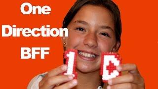 One Direction BFF de Hama
