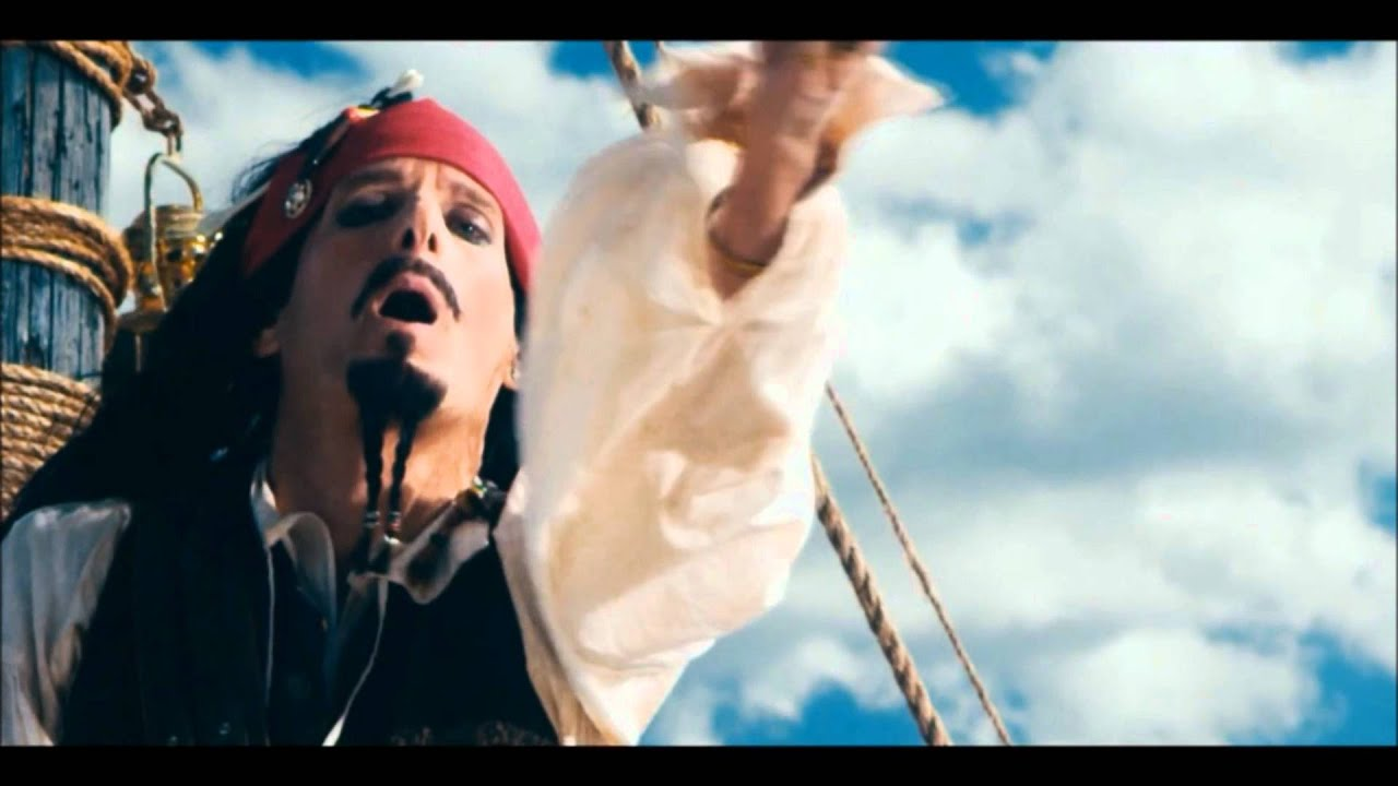 Hunchback Of Michael Bolton' ''captain Jack Sparrow''