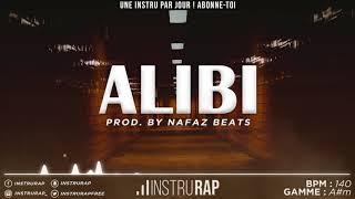 [SOLD] Instru Rap Trap Freestyle   Instrumental Rap Lourd - ALIBI - Prod. By Nafaz Beats