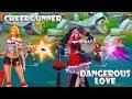 Lesley Ultimate Skin Comparison | Cheergunner VS Dangerous Love | Mobile Legends