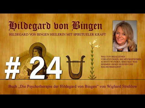Hildegard von Bingen: Heilen mit der Kraft der Seele - Folge 24: Was tun bei kleinen Verletzungen