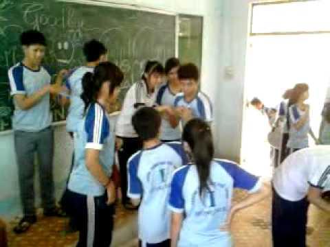 Lop 12CB5 Truong THPT Hong Ngu 1