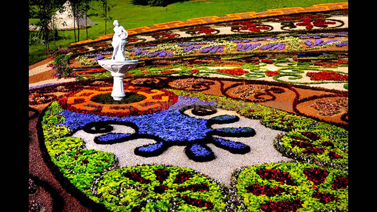 [Garden Ideas] Flowers Landscape Gardening Pictures Gallery   YouTube