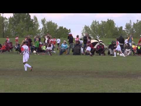 U12 White VS Colorado Rapids Real Cup 05/24/2015