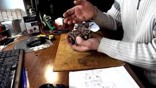 Bu screwdriver o'zgartirish ishlashi uchun 12 V dan 220V