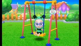 Games Kids cartoon - learn colors Kids - baby - العاب كرتون اطفال - تعلم الالوان اطفال