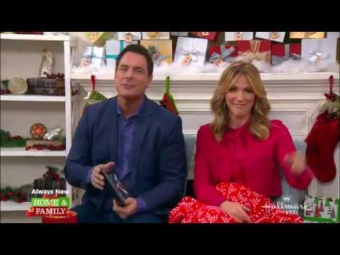 Secret Santa Exchange on HOME & FAMILY