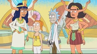 Rick anh Morty full Episode Season 1