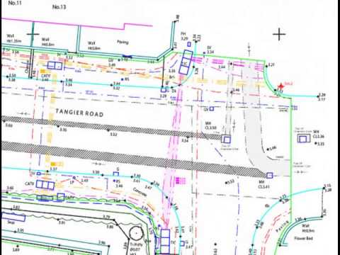 Underground Mapping for Buried Services, Utilities, Voids and Subsurface Features