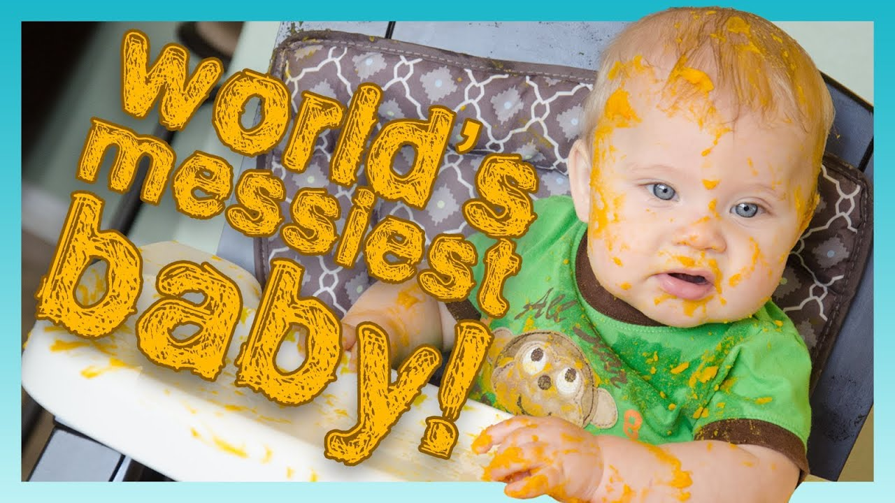 Download WORLD'S MESSIEST BABY!   Look Who's Vlogging: Daily Bumps (Episode 7)