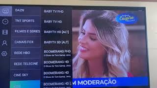 KboxTV, aparelho sem mensalidade com todos canais liberados por apenas 497 reais canais vitalícios