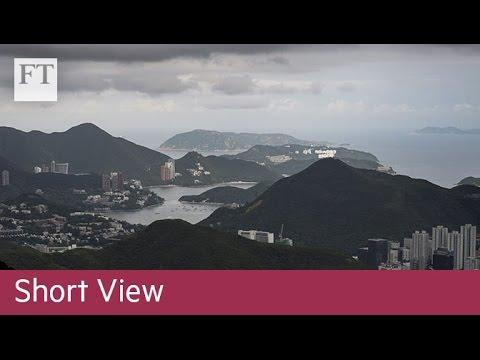 Hong Kong's red hot property | Short View