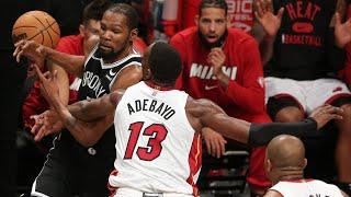 Heat Stun Nets! Harden Another Rough Game! 2021 NBA Season