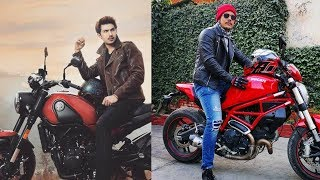 Nepali Actor Bike and Price Of Bike