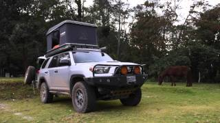 Setting Up Our Maggiolina Roof Top Tent in Laguna Chicabal – Guatemala