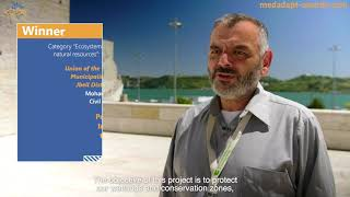 Lauréat - 2e édition des Trophées de l'adaptation au changement climatique en Méditerranée - Liban