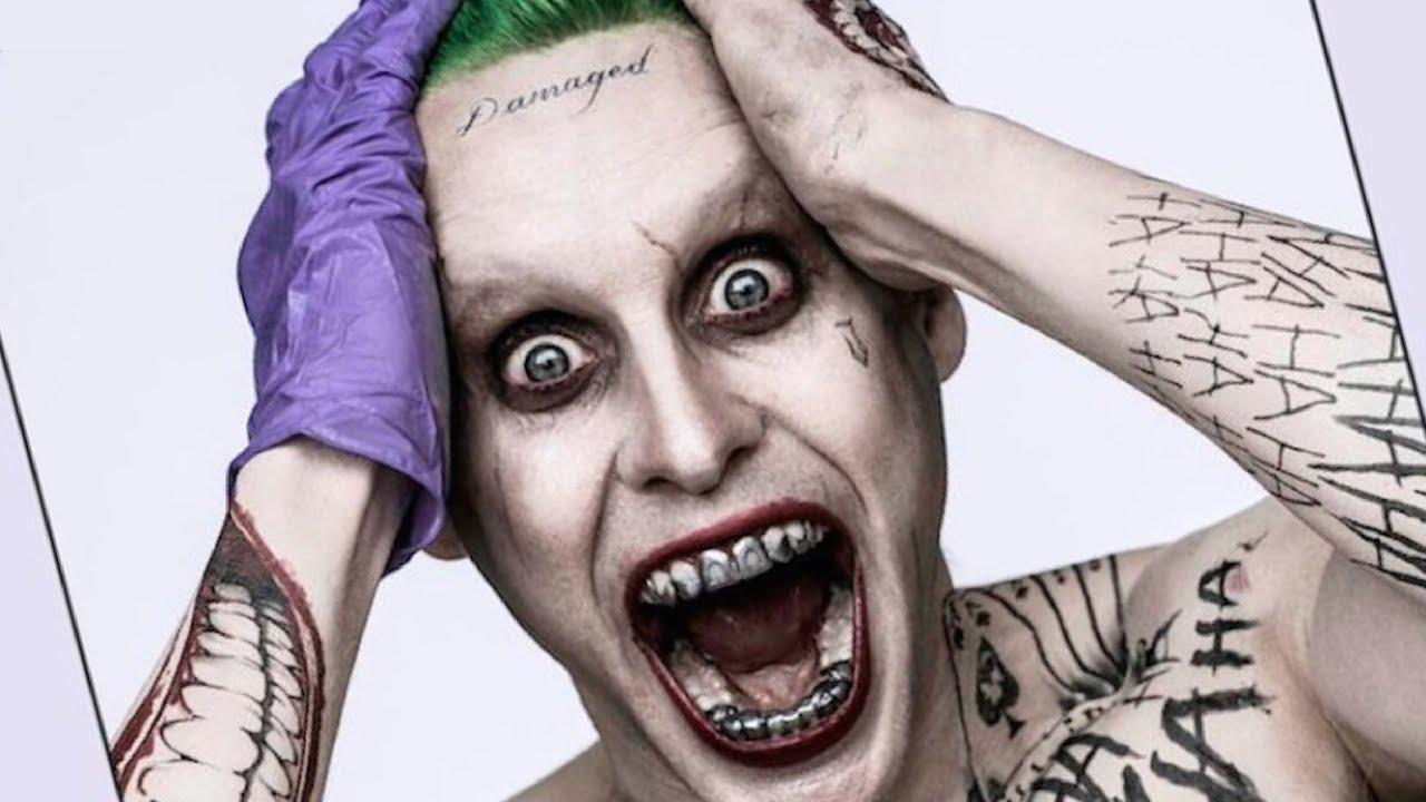 JARED LETO Confirmado como el Nuevo Joker - YouTube