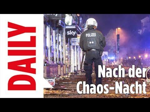 G20: Nach der Chaos Nacht - BILD Daily live 08.07.17