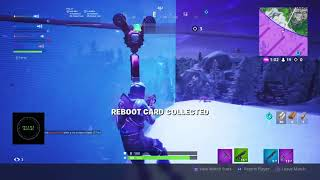 Epic Fortnite Zip Line No Scope Kill with Honor Guard Skin