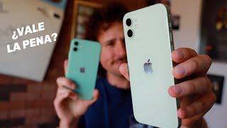 Compré el iPhone 12: ¿Es realmente lo mismo que el 11?