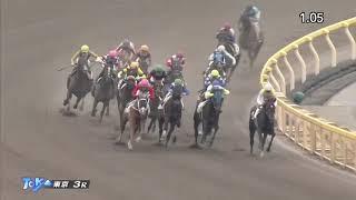 2018/06/17 東京3R 3歳未勝利 [ベルクカッツェ] 藤田菜七子 thumbnail