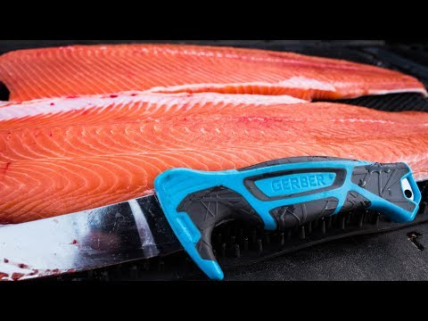 """""""How-To"""" Clean & Fillet A Steelhead, Trout, or ANY Fish"""