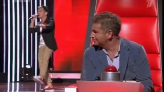 """Ваня Чебанов """"Не беспокойся, будь счастлив"""" Голос 3 сезон"""