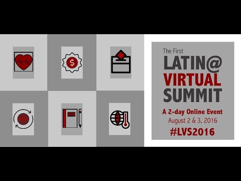 Announcing: The first Latin@ Virtual Summit