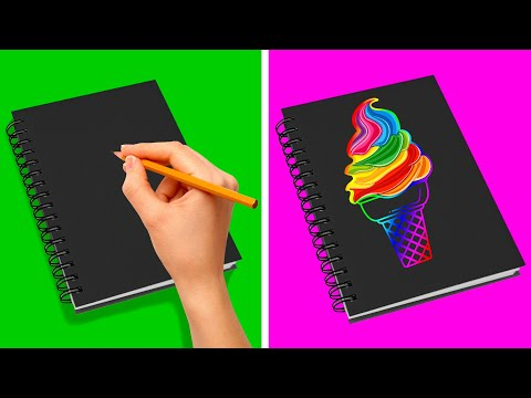 JAW-DROPPING DRAWING IDEAS