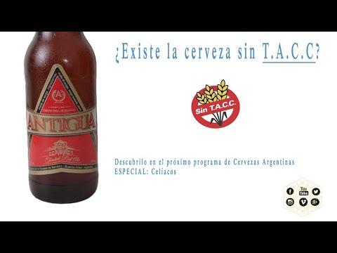 Cervezas Argentinas Programa n°4 - Cerveza Antigua (gluten free)