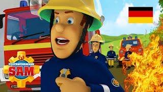 Feuerwehrmann Sam Deutsch Neue Folgen | Weihnachtsmann über Bord - Rettungen | Kinderfilm