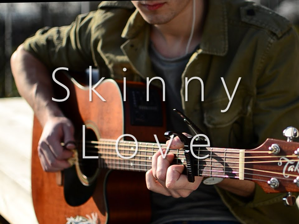 Birdy Skinny Love Fingerstyle Guitar Cover With Tabs Chords