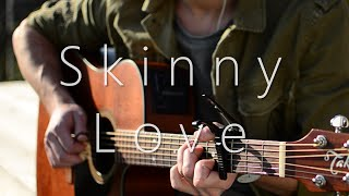 (Birdy) Skinny Love - Fingerstyle Guitar Cover (with TABS)
