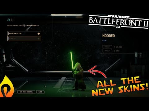 All The New Appearances In Star Wars Battlefront 2!