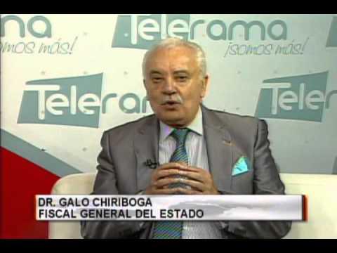 Dr. Galo Chiriboga