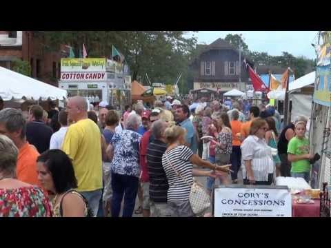Berne Swiss Days 2012 overview