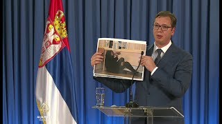 Vučićev 'batinaš': Predsjednik Srbije prikazao fotografiju glumca