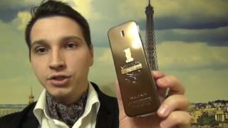 парфюмерия Обзор 1 Million Prive от Paco Rabanne  вместе с Jonny Brown-Eyes