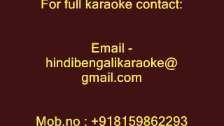 Tune Mujhe Bulaya Sherawaliye - Karaoke - Aasha (1980) - Mohammad Rafi