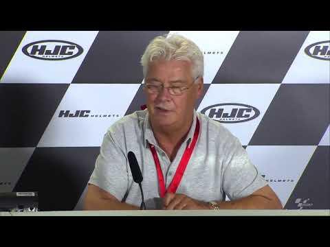 Stefan Dörflinger becomes a #MotoGP Legend