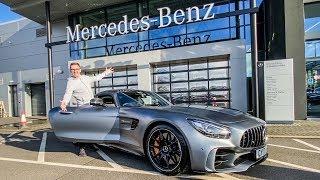 GETTING MY NEW CAR! (Mercedes AMG GTR)