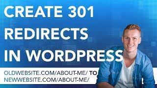 How To Create Wordpress Redirections