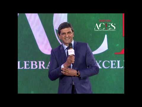 Sunil Gavaskar has fanboy moment giving Prakash Padukone award Mp3