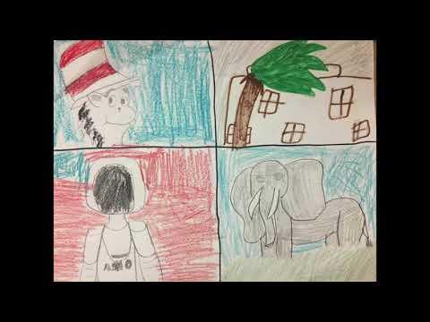 Hurricanes, Dr  Seuss, Robots, Elephants - Szala