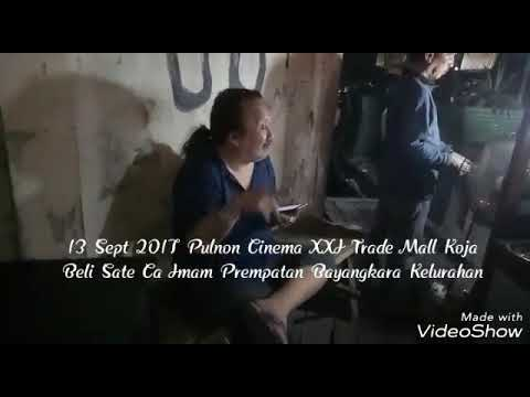 Liputan pulnon annabelle Cinema XXI Trade mall koja